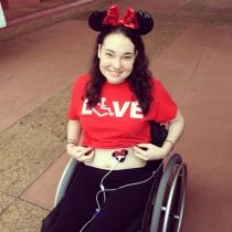 Disney ready!