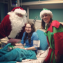 Christmastime in the PICU!